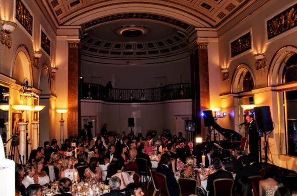 The Management of Bon Marine attended the First Charity Ball of Stoyan Kambarev Art Foundation in London