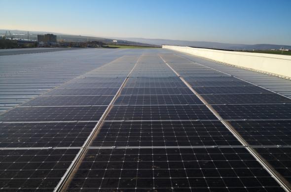 BON MARINE WITH NEWLY BUILT SOLAR POWER PLANT