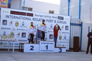 "BON MARINE SUPPORTED THE MOST SIGNIFICANT SAILING REGATTA ""PORT BURGAS"""