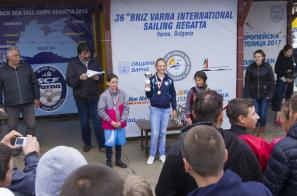 Bon Marine Agency sponsored the 36th Regatta Briz