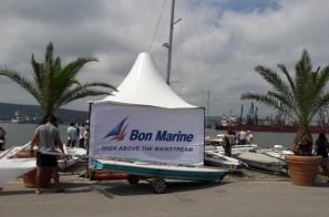 Бон Марин основен партньор на Европейската купа по ветроходство в клас Лазер