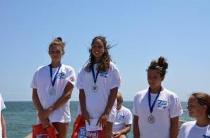 "In support of the Swimming Marathon ""Galata – Varna"""