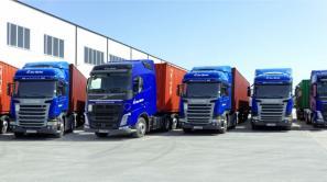 Спедиция, пристанищна обработка и съхранение
