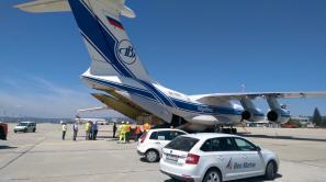 Въздушни превози и групажни пратки