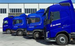 Спедиция, пристанищна обработка и съхранение на генерални и насипни товари